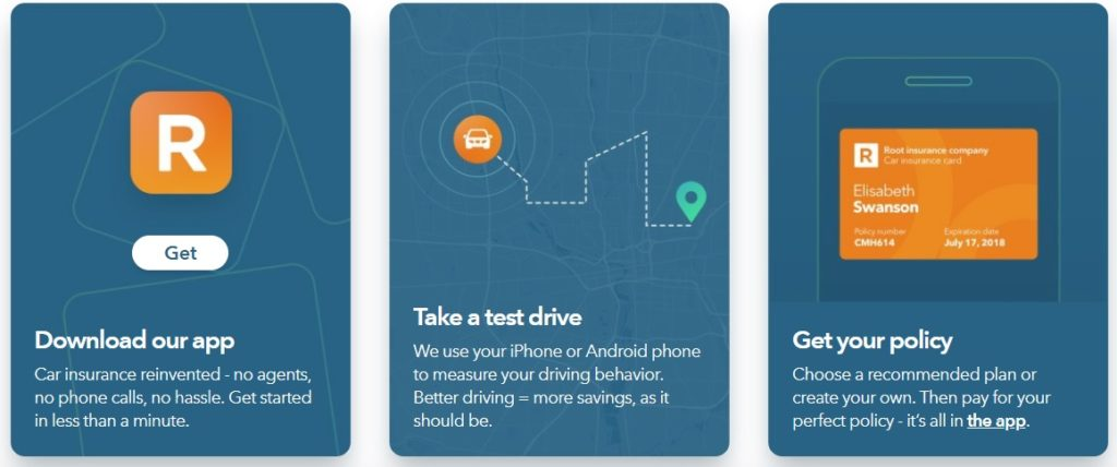 Root Car Insurance Iphone Android App An Observation Opinion